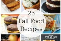 Food / A variety of delicious recipes! #food #recipes #mealplanning / by Summer Scraps