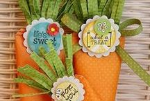 Hippity Hop / Easter crafts, recipes and ideas - perfect for your Easter celebration! #Easter #spring