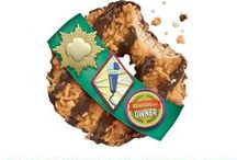 Girl Scout Cookies / All things cookies! / by Girl Scouts of Middle Tennessee