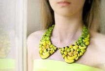 Vegetable Couture / Eat your vegetables, wear your vegetables. Food fashion.