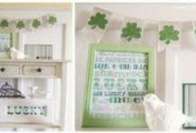 St. Patricks Day / Ideas, crafts, recipes for the perfect St. Patrick's Day celebration #holiday #stpatricksday