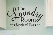 Laundry Room/Mud Room / by Tammy O'Leary Walker
