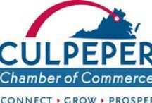 ALL our Social Media Pages / by Culpeper Chamber of Commerce