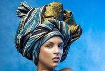 Turban Chic / All hail Turbans!!! / by SheSheRose