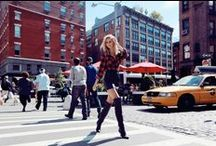 Street Chic / How they work the streets / by SheSheRose