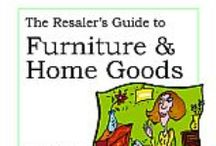 Home Decor & Furnishing & Furniture the Resale Way / Make your furniture consignment shop, your home decor resale boutique, or your thrift store home department look and sell great!
