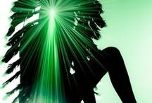 80-Tout en vert émeraude