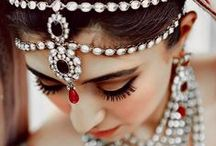 Bridal Fashion / Outstanding collection of elegant Indian bridal wear that brings out the inner beauty in Indian women.