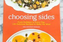 "Food || Side Dish Recipes / Fantastic side dish recipes from around the web and from select Andrews McMeel books, including ""Choosing Sides: From Holidays to Every Day, 130 Delicious Recipes to Make the Meal"""