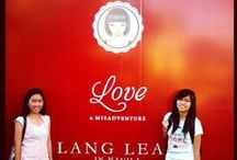 Lang Leav's Fully Booked Tour in Manila / Thanks to everyone who came out to meet Lang!