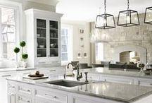 Dream Kitchen Ideas / by Katie Sarvak
