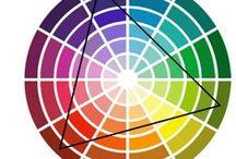 06- scrap Couleurs / Comment associer les couleurs, définitions de leur nom, palettes et combos pour le scrapbooking mais aussi en photographie, loisirs créatifs, tricot, crochet, peinture, décoration...