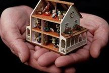 doll house / by Rose Costantino