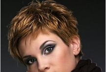 Short Hair Styles / by Cheryl Eilola