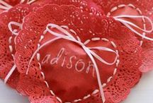 Summer Scraps - Valentines Day / Valentines Day crafts and recipes from Summer Scraps