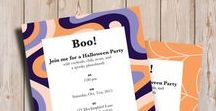 invites + cards + stationary / a collection of super awesome paper goods that are printable and stylish!