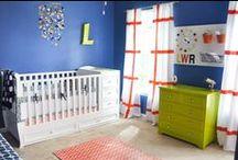 Home Decor: Kid's Room / Interior design inspiration for kid's bedrooms.  / by Monique Rebecca | MoKen