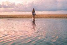 • kauai • / A collection of the best restaurants, towns and beaches in kauai // hawaii, maui, oahu, big island, Hawaiian islands, tropical getaway, best beaches, world destinations, paradise, tropics, dolphins, whales, surfing, surf trip, poke, aloha, best waves, united states, america, summer getaway
