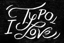 TYPO I LOVE / by Nattapong Leckpanyawat