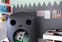 Nursery Art Decor / Nursery ideas, children room, owls, baby art, baby room, kids art, animal theme nursery art, baby shower gift, new baby gifts, baptism gifts.