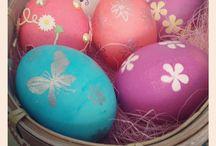 Seasonal~ Easter Hop into Spring! / Spring & Easter Ideas