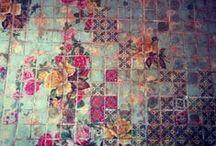 B O H E M I A N - I N H A B I T / Boho decor, 1960 & 70's style, Eastern flair, Goblin market, Gypsy life