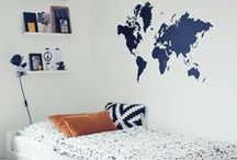 Young Spaces / by Romona Sandon Designs