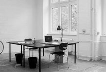 Workspace Inspirations / Spaces that I wished I worked in and ideas for the future / by Romona Sandon Designs