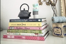 Book Club / Books I love, have or want to get! / by Romona Sandon Designs