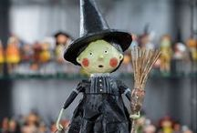 Frightfully Fun - Halloween Gift & Decorating Ideas / Adorable Halloween gift ideas, fun party recipes and more!