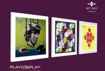 Art Vinyl and Hot Chip Exhibition / by Art Vinyl