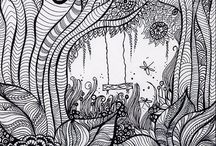 Zentangle / by Beth Cunningham