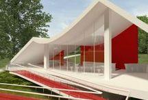 + NU MODERNISM + / Future architecture and insightful past designs.
