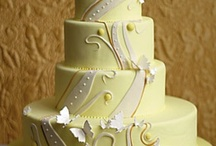lemon yellow and grey - wedding ideas board / by Pearls Pearls Pearls by Tabs