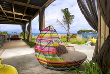 Summer Inspirations / #summer #colour #home #decor #architecture #outdoor #beach #color / by Romona Sandon Designs