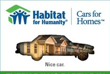 Cars for Homes  / When you donate a car to Cars for Homes, you will help your local Habitat for Humanity build and rehabilitate houses with families in need of affordable shelter.
