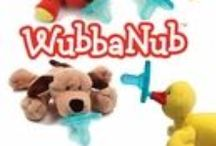 WubbaNub Baby Pacifiers / by Hearts Desire Gifts