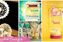 Photography~ Showcase / Templates, publishing, design