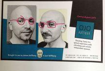 Ojo Optique #ojooptique / Around our store and the optical world / by Adam Hoffberg