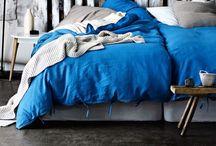 Linen + Bedding / #homewares #bedroom #style #linen #bedding #manchester / by Romona Sandon Designs