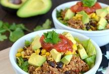 Spice it Up!  Healthy Mexican Recipes
