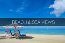 Properties With Endless Beach & Sea Views