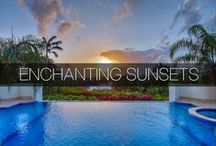 Enchanting Sunsets /  Enjoy these breathtaking sunsets from a selection of exclusive homes on the Platinum West Coast