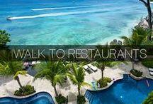 Properties in Walking Distance to Restaurants / Properties in walking distance to restaurants