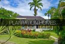 Plantation Homes / Intrigued by rustic, historical plantation homes filled with history? Take a look at these plantation homes on the island of Barbados