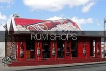 Popular Rum Shops in Barbados / Being the largest world producer of rum in the 1600s and 1700s, it's no wonder we've got so many rum shops on the island. Take a look at some of the Popular rum shops in Barbados