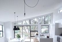 Ceiling / #ceiling #surface #gable #beams #materials / by Romona Sandon Designs