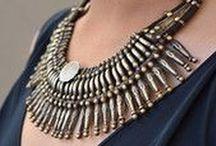 N E P A L E S E - T R I B A L - A D O R N / Old Nepalese jewellery