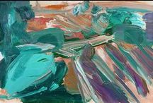 Alluring Abstractions / A compilation of non-objective paintings from our artist community