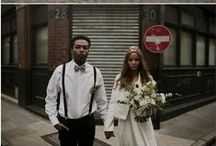 URBAN WEDDING IN LONDON. / URBAN WEDDING IN LONDON.  Boda moderna en las calles de Londres. Older Garcia